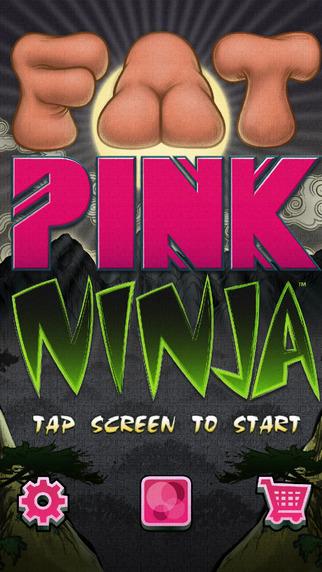 Fat Pink Ninja