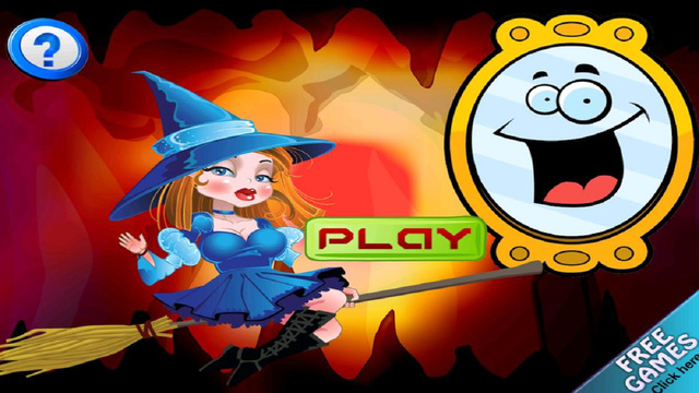 Hellfire Witch Flipping Adventures : Magic Mirror Finding Escape- Pro