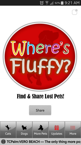 Where\'s Fluffy