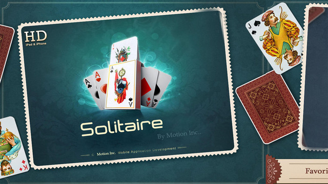 Solitaire by Motion inc.