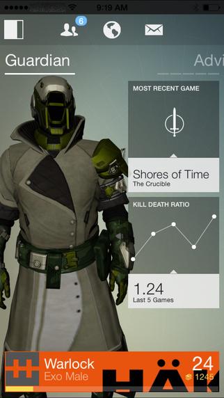 Destiny Companion