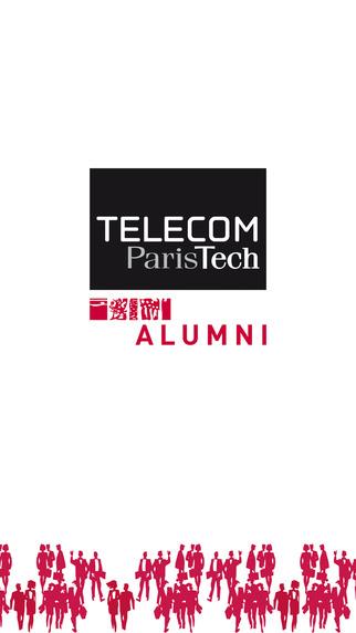 Télécom ParisTech Alumni Mobile Connect