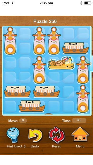Monkey Sailor iPhone Screenshot 1