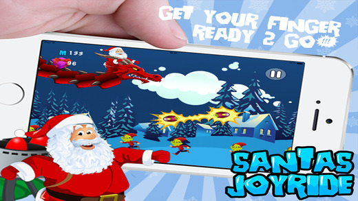 Santa's Joyride Free: Mission the Christmas Wishlist to Deliver