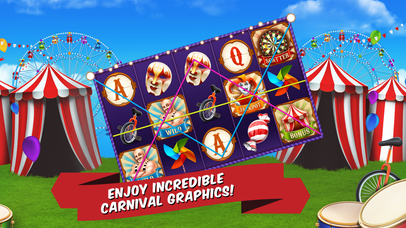 Screenshot 1 Slots Carnival Casino Slot Machines