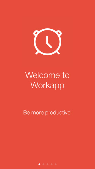 Workapp - Be more productive