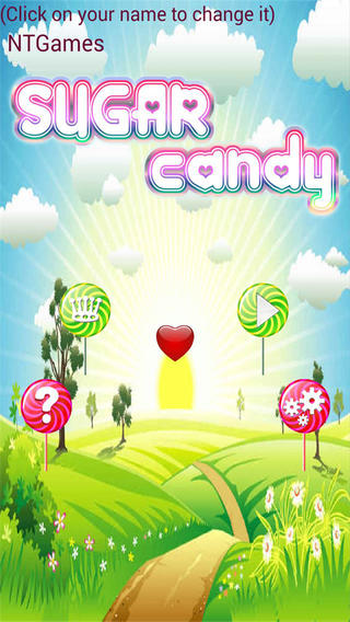 Sugar Candy Touch HD