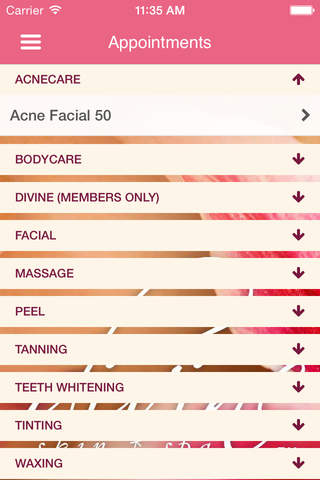 Divine Skin Spa screenshot 3