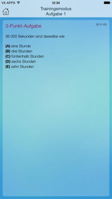 Mathe mit dem Känguru iPhone Screenshot 2