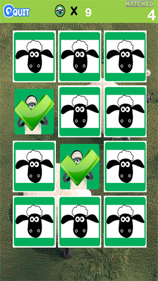Game kids for Shuan the Sheep
