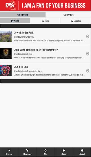 Fantags App