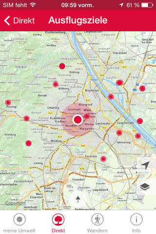 meine Umwelt in Wien screenshot 3