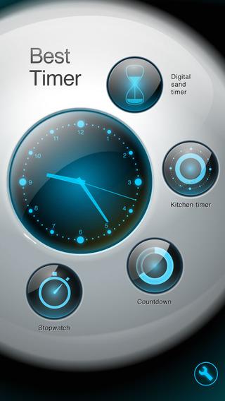 《计时器 [Best Timer] [iOS]》