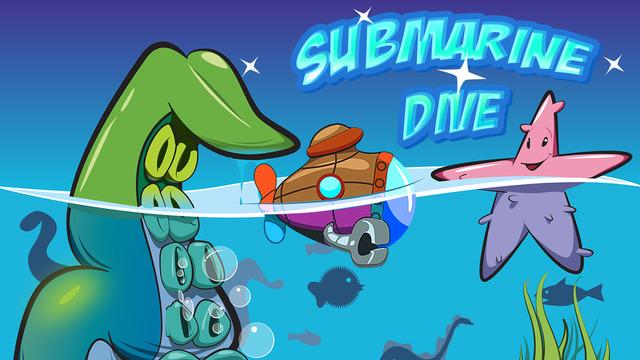 Submarine Dive - Boat Pilot Explorer