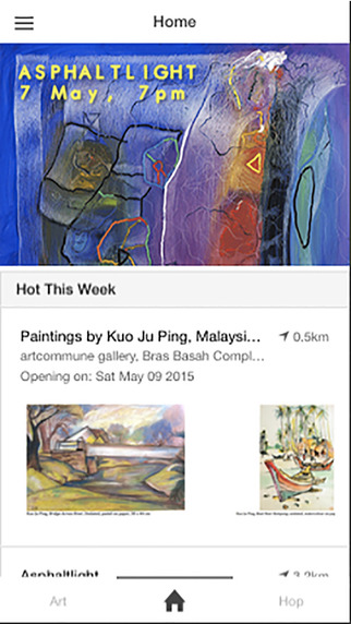 ArtHop - Singapore's Art Events and Spaces