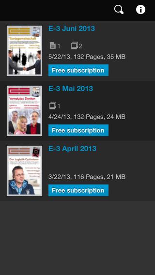 E-3 Magazin – das unabhängige ERP-Community Magazin für die deutschsprachige SAP-Szene