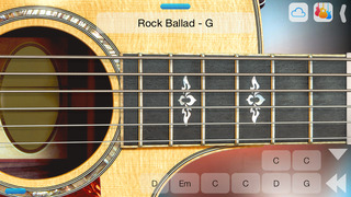 Guitar Room - play music songs, guitar chords, scales, and solo tabs on an ultimate mobile pro app of free HD steel acoustic, nylon classical, blues jazz, and rock electric vintage guitars with standa