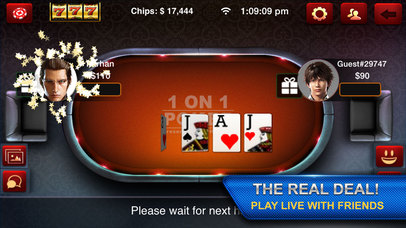 Screenshot 2 Poker 1-1