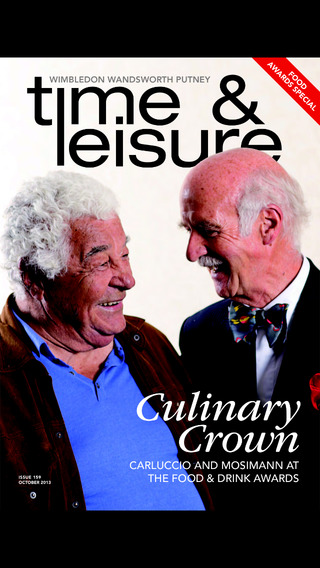 Time Leisure Magazines