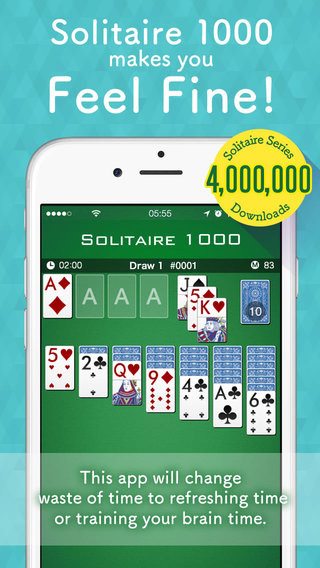 Solitaire 1000