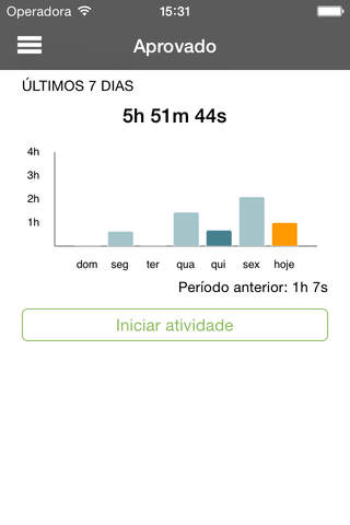 Aprovado screenshot 1