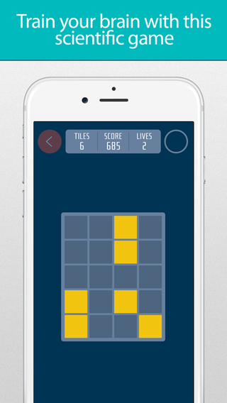 Matrix - Memory Challenge: Brain Training Game to Improve your Memory
