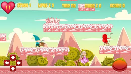 Princess Angel Rescue - Romantic Castle Love And Battle Story Pro