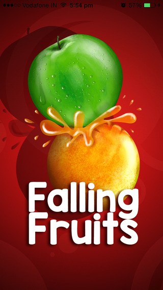 Falling Fruits - Simple and Addictive Casual Game