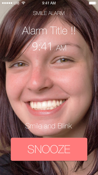 Smile Alarm