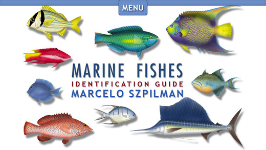 Marine Fishes - Identification Guide