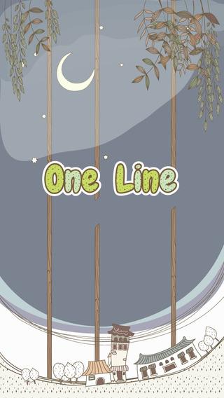 One Line - Amazing Line Runner