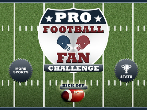 Pro Football Fan Challenge HD