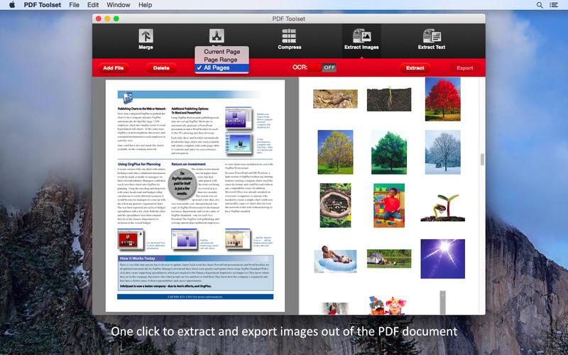PDF Toolset Screenshot - 4