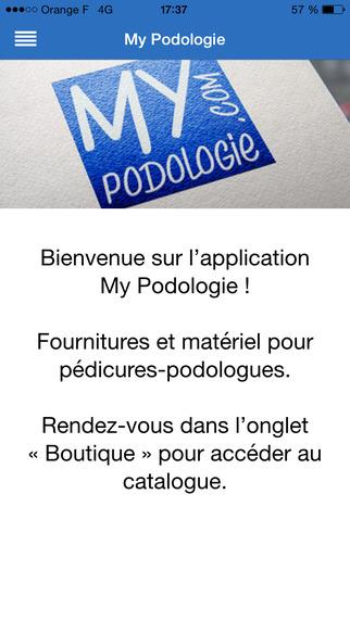 My Podologie - Matériels et fournitures de podologie