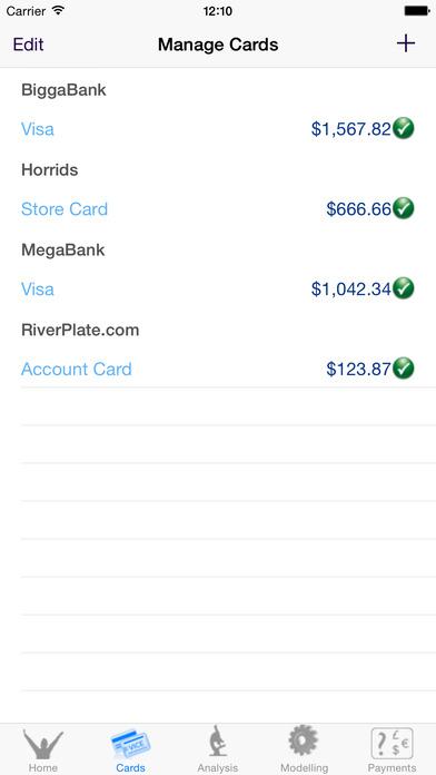 Become: Debt Free iPhone Screenshot 2