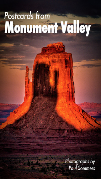 Postcards from Monument Valley