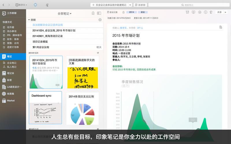 印象笔记 Evernote for Mac