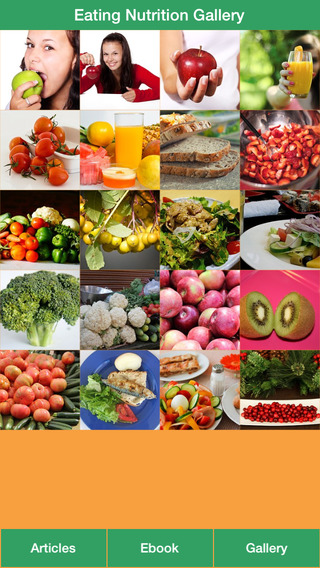 Eating Nutrition Today - Have a Healthy by Nutrition Food Today