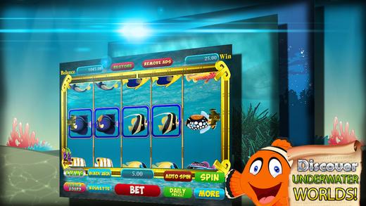 AAA Golden Fish Bonus Slot-Machine Casino: Wild Fortune Betting Dream Top Best Free Fishing Slots