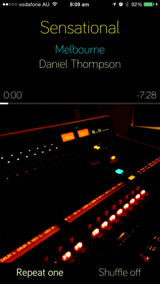 Simple Media Player Free Music Player for iPhone and Apple Watch