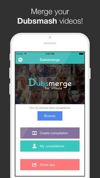 Dubsmerge PRO - Merge your Dubsmash videos no limits