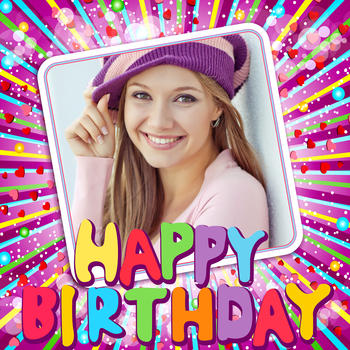 Birthday Photo Frames HD LOGO-APP點子