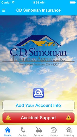 CD Simonian Insurance