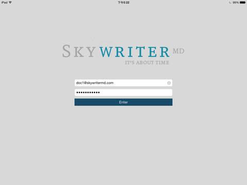 Skywriter MD