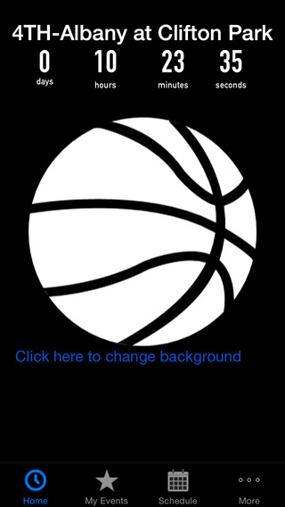 Girls Basketball Countdown Schedule - Capital District 2014-15