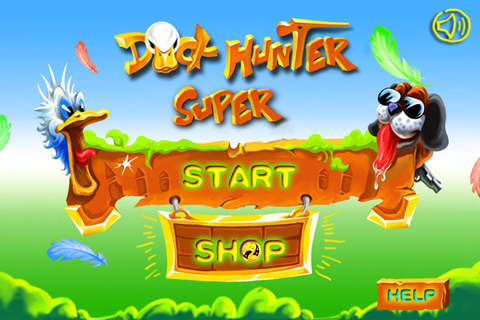 Hunt Duck With My Strong Dog - Superman Go Away! screenshot 1