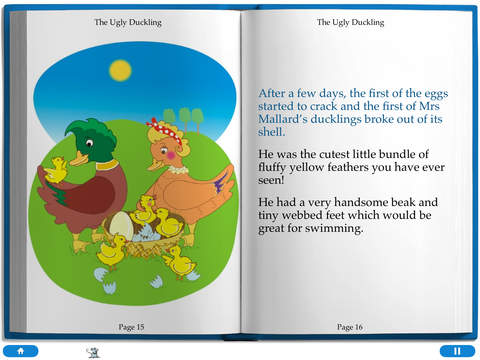 The Story Mouse - Read-along story books for children iPad Screenshot 2