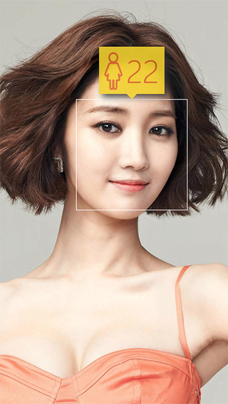 【免費攝影App】To check your age-APP點子