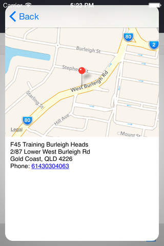 F45 Training Burleigh Heads screenshot 1