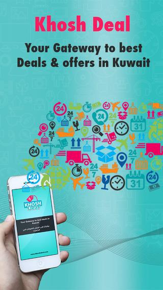 Khosh Deal Best Offers Promotions in Kuwait